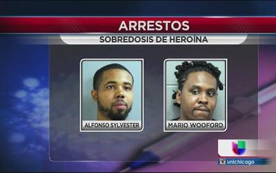 Arrestan a proveedores de heroína