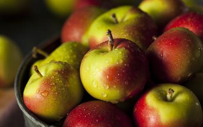 salud manzana