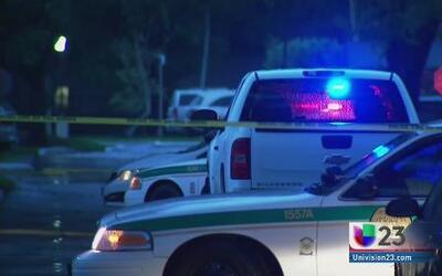 Arrestan a sospechoso de doble asesinato en Kendall