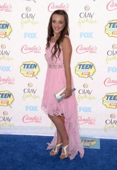 Alfombra roja Teen Choice Awards 2014