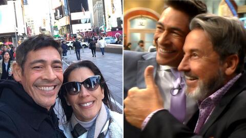 En comerciales: Ricardo Montaner le envió un mensaje a la esposa de John...