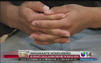 LOS NIÑOS DE LA FRONTERA: El reto de recibir ayuda legal