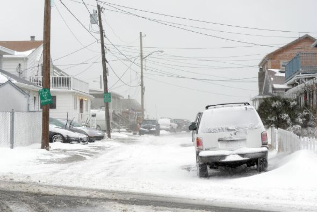 Boston, Massachusetts, es otra de las zonas más afectadas.
