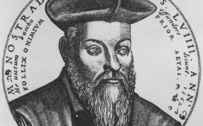 Revelan predicción en poema de Nostradamus