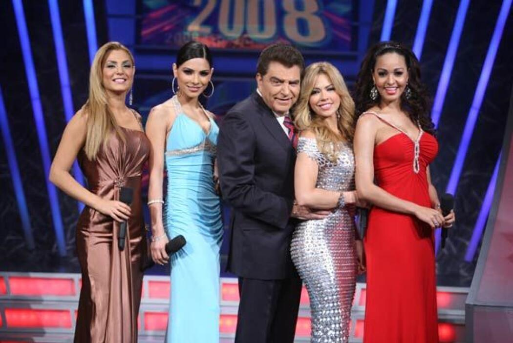 Se trata de nuestras cuatro modelos favoritas: Rosina, Alejandra, Claudi...