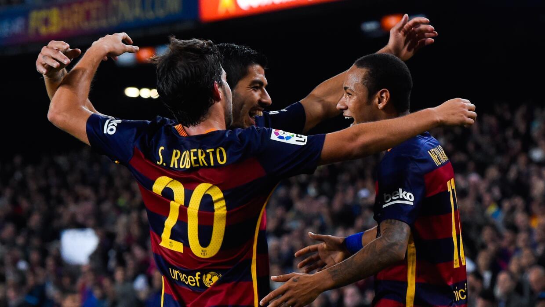 Barcelona clasificado a octavos
