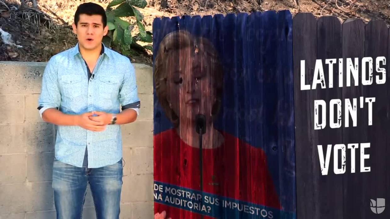 "Latino voters: ""America's sleeping giant."""