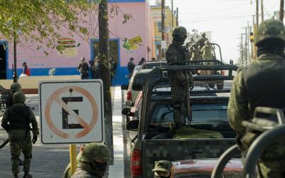 Autoridades mexicanas lograron capturar a casi la mitad de los presos qu...
