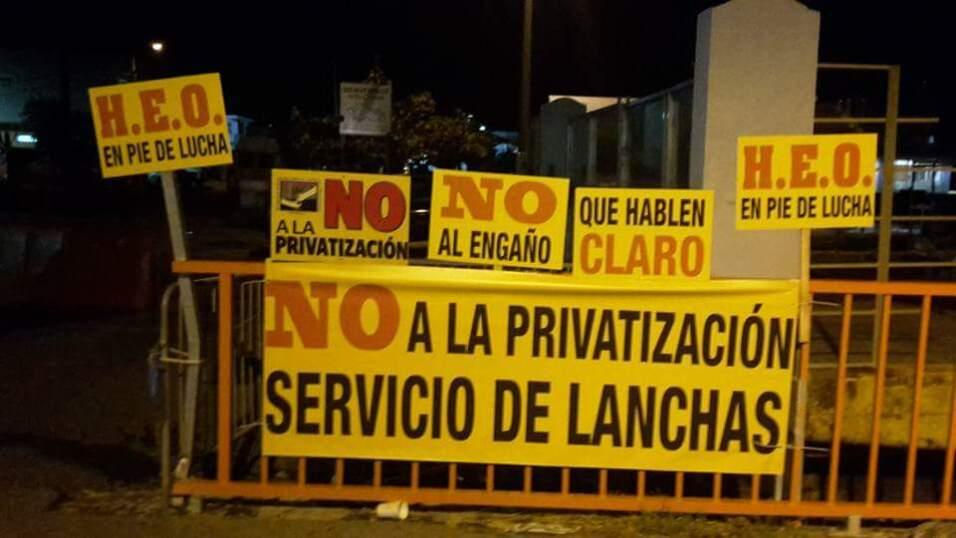 Piden que se les de información sobre el supuesto plan para privatizar l...