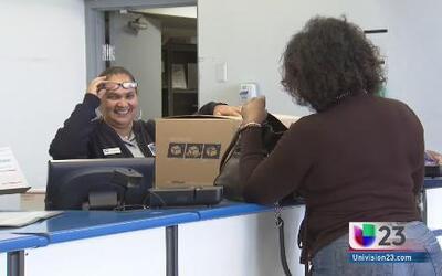 Hoy, ¡el día más ocupado del correo postal!