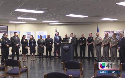 Agencias de seguridad unen fuerzas en contra de la trata de personas