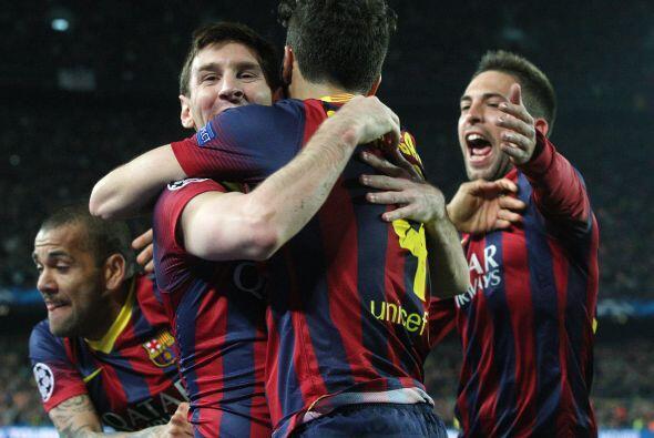 Messi se quitaba un cúmulo importante de presión ante las críticas por p...