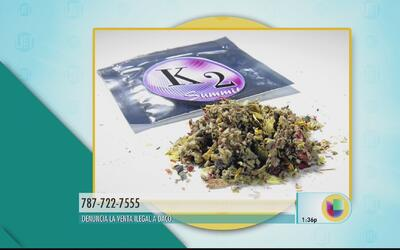 Mortal la marihuana sintética y es preocupante la accesibilidad