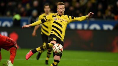 El delantero alemán decidió renovar con el Borussia Dortmund hasta 2018...