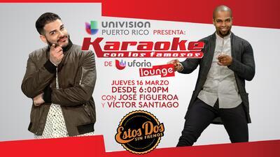 'Karaoke con los famosos', lo nuevo del Uforia Lounge en The Mall of San...