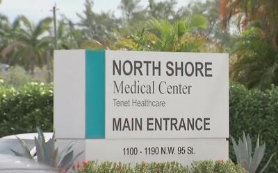 Una pareja demanda a un hospital del sur de la Florida por perder los re...