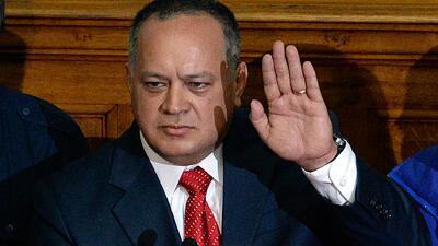 Investigan a Diosdado Cabello por vínculos con el narcotráfico