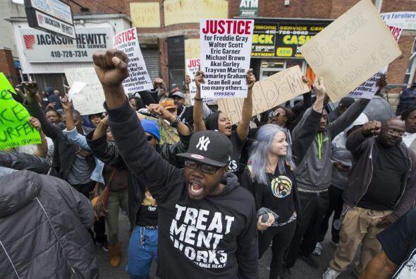 Los casos de otros afroamericanos muertos en incidentes con la policía n...