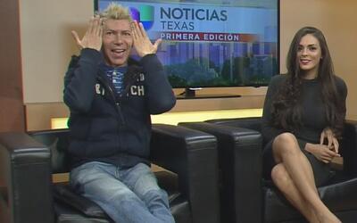 Los comediantes Alejandra 'La Jarocha' y Pablo Cheng presentan su obra e...