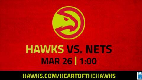 Hawks VS Nets
