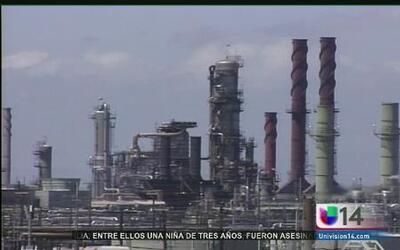 Controversia por modernización a refinería