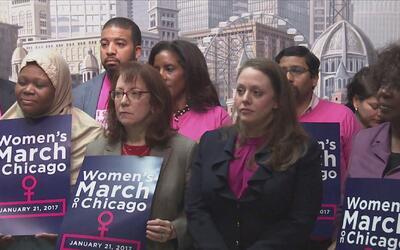 El Parque Grant será el punto de encuentro de la Marcha de Mujeres contr...