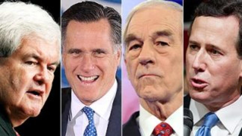 A la fecha Mitt Romney cuenta con 518 delegados para la Convención Nacio...