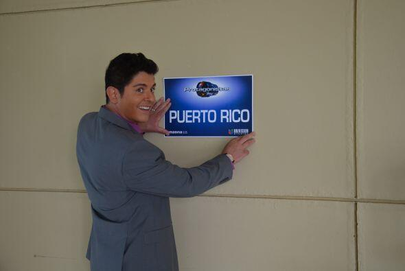 El conductor Ernesto Laguardia estaba feliz de llegar a la Isla del Enca...