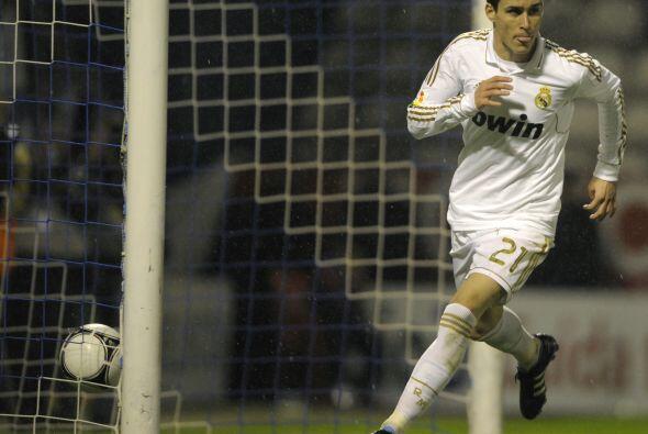 El canterano madridista está en una de sus mejores rachas goleadoras.