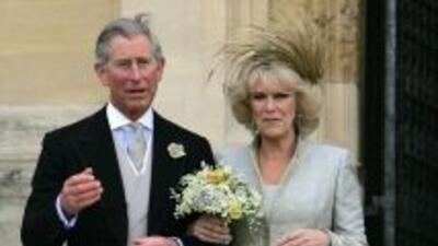Globe publicó que Carlos de Inglaterra y Camila Parker están más distanc...