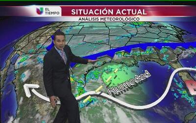 Se esperan lluvias e inundaciones este sábado