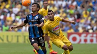 Querétaro recibe al líder del Apertura 2014.