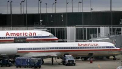 La aerolínea estadounidense, American Airlines fue edmandada por la muer...