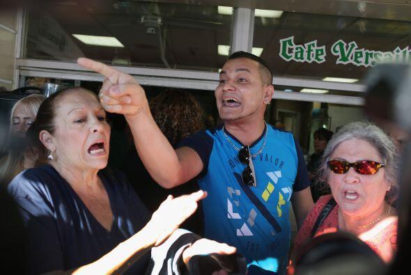 El anuncio resultó sorpresivo para la oposición interna en Cuba.