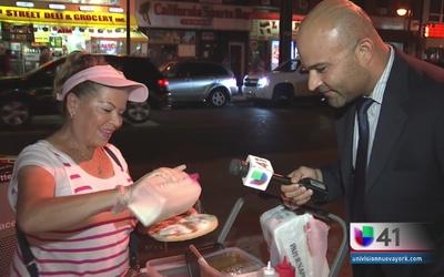 Colombianos en NY reaccionan a Maduro
