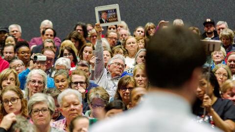 Como ocurrió en 2009, las asambleas ciudadanas se han convertido en el l...