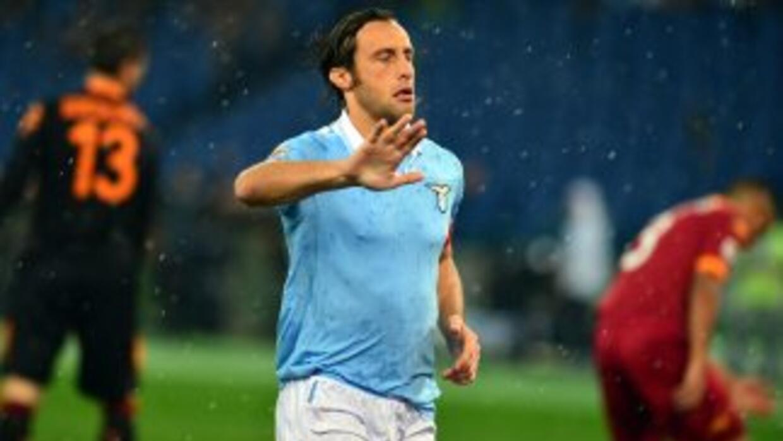 Stefano Mauri, capitán de la Lazio, es el nombre que más destaca entre l...