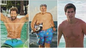 Raúl, Danilo o Gabriel Soto: ¿Quién tiene el cuerpo de verano más hot?