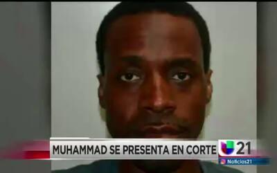 Kori Ali Muhammad se presenta en corte