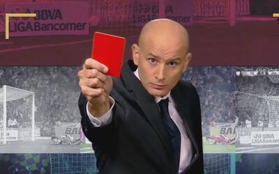 """Las tarjetas del Conde K: La roja fue para 'Paco' Jémez por """"vende humo""""..."""