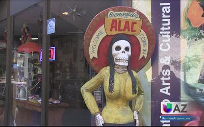 Exhibición de arte latino en Phoenix