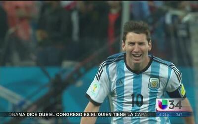 Argentina sueña con la Copa Mundial