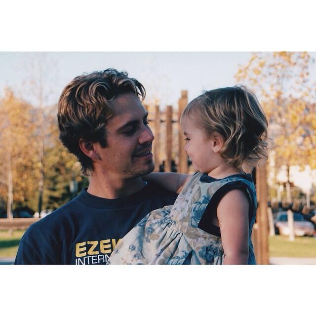 Hija Paul Walker
