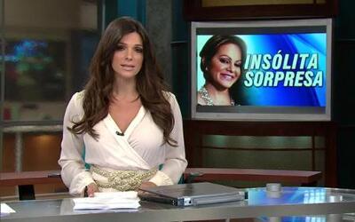 Fan de Jenni Rivera dice haber captado la voz de la Diva de la Banda des...