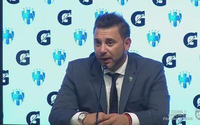 """Antonio Mohamed: """"Pudimos hacer un gol más"""""""