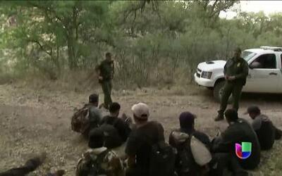 La labor de patrulla fronteriza en Arizona