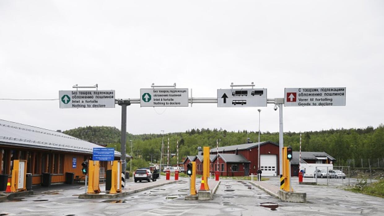 El paso fronterizo de Storskog
