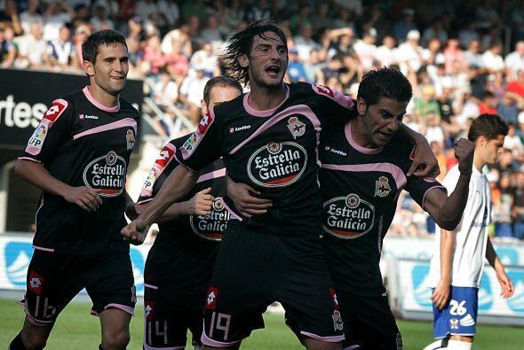 El central del Deportivo La Coruña se ha ganado un lugar como tit...