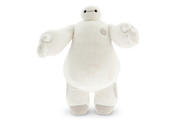 Un muñeco de Big Hero 6. Si a tu hijo le ha gustado la pel&iacute...