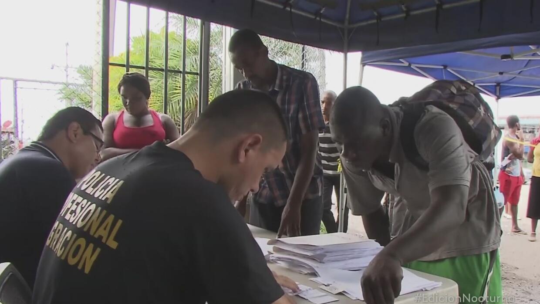 Costa Rica saturada por oleada de inmigrantes